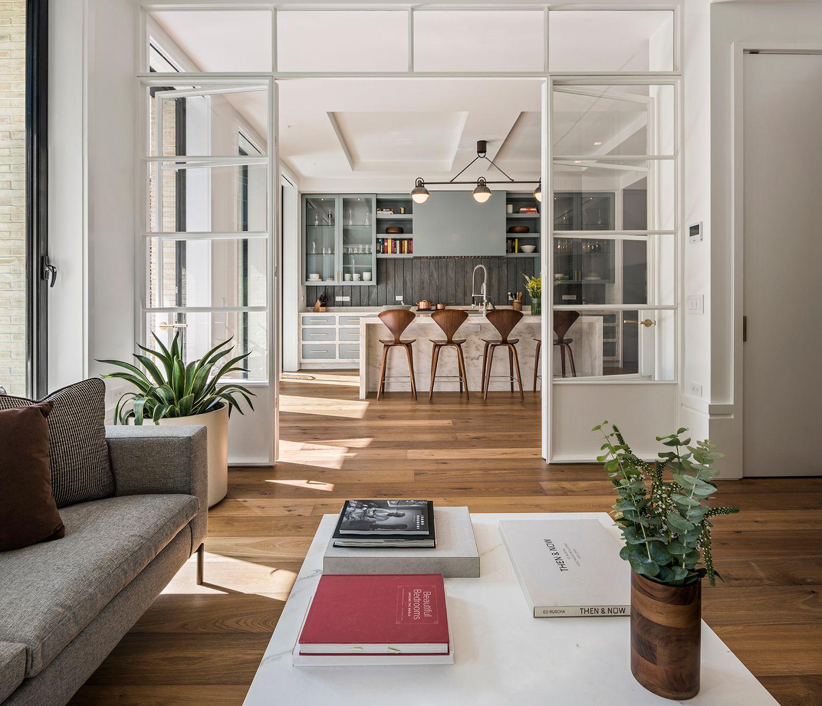 Luxury Loft, Interior, Soho Loft