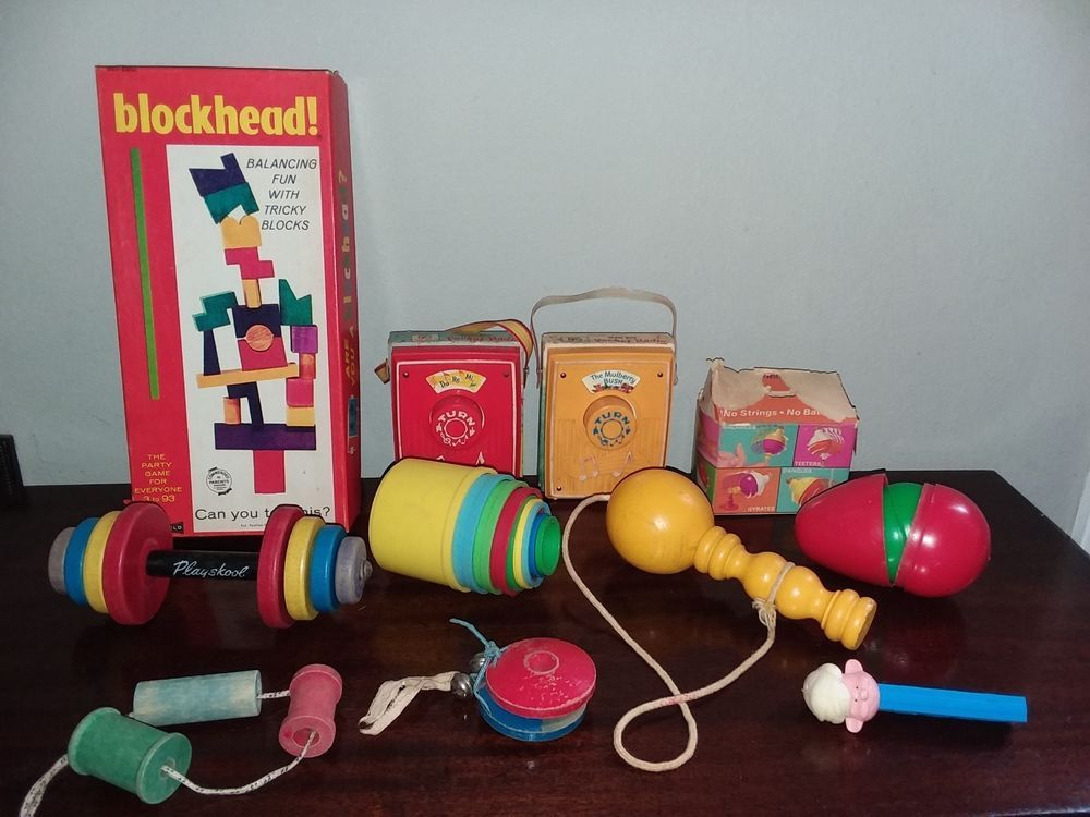 Vintage 50 s toys