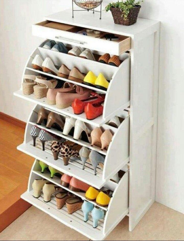 Efficient Shoe Storage Turn A Or Old Dresser Into With Few Minor Adjustments You Know This Is Fab Idea