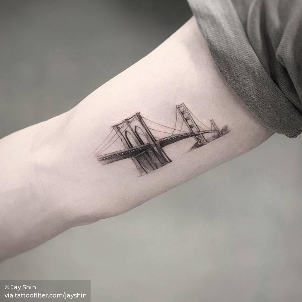 Ny sf bridge tattoo tattoos body tattoos