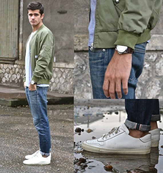 Common Projects Bball Sneakers