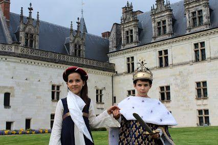 Château d'Amboise vyčnívá z malého francouzského města Amboise na Loiře v departementu Indre-et-Loire. Patří ke kulturně-historicky nejdůležitějším zámkům na Loiře a byl rezidencí francouzských králů z dynastie Valois.Žil zde a umřel Leonardo da Vinci, umožnil mu to král František I.