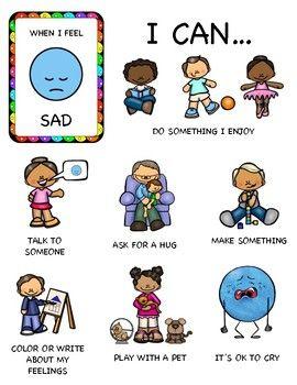 Coping with Sad Feelings | Work: Social Emotional | Kids