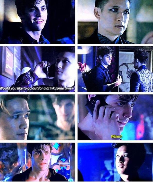 BEYOND THE SHADOWS KILLED ME BECAUSE MALEC SLAYED