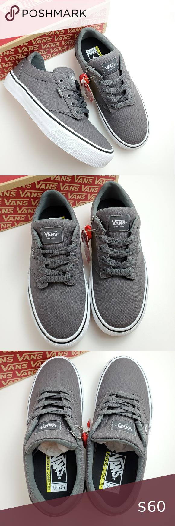 New Men's Vans Atwood Deluxe Sneakers