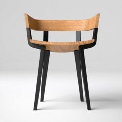 Marvelous The Odin Chair By Jamie McLellan For Odin Residences In Niseko Japan. The  Brief For The Odin Chair Was To Fuse The Simpl...   #26544