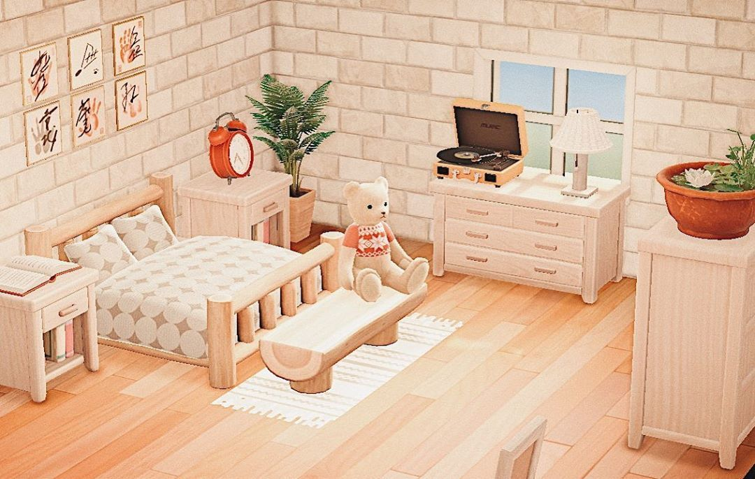 26 Likes 0 Comments Pepper Pepcrossing On Instagram New Bedroom Looking So Cute In The M In 2020 Animal Crossing New Animal Crossing Animal Crossing Wild World
