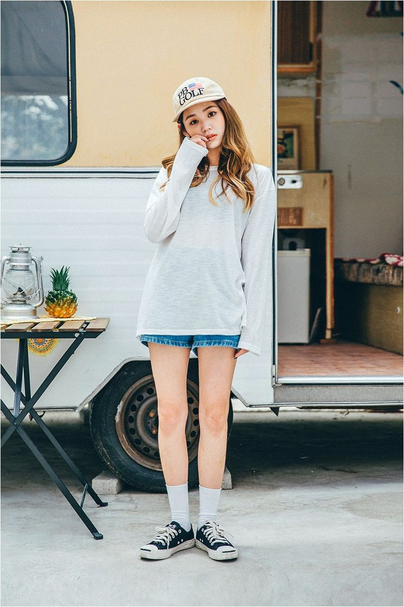 Ig Arbil03 By Kooding Clothes From Ice Cream 12 Korean Style Street Style Casual Look Chic