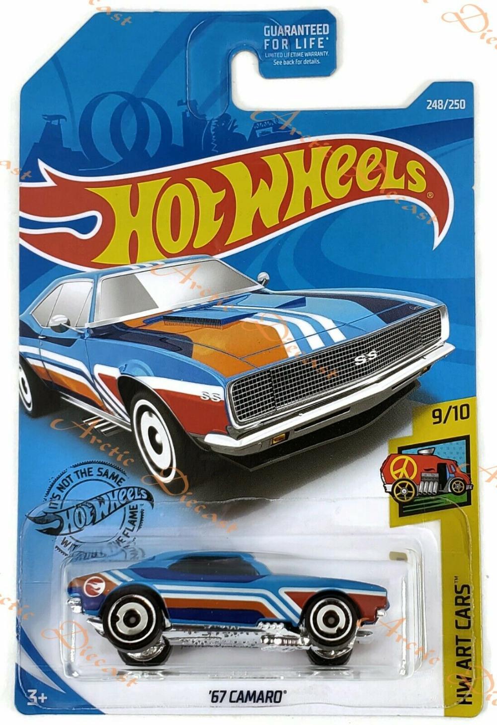 Hot Wheels /'10 CHEVY CAMARO SS Custom Paint Loose