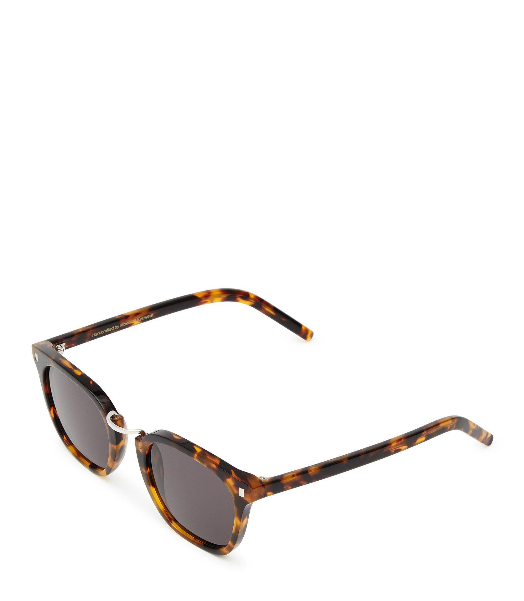 c3fa4b6bbc Ando Tortoiseshell Monokel Eyewear Bridge Sunglasses - REISS ...