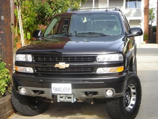Hidden Winch Chevy Tahoe Forum Gmc Yukon Forum Tahoe Z71