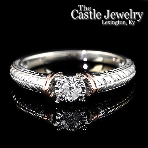 another gorgeous ring under 200 this 1ct diamond ring is 125 - Wedding Rings Under 200