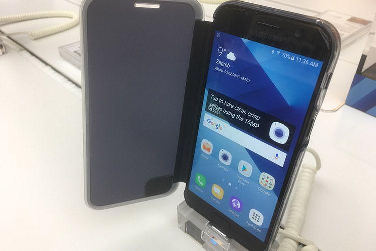 Novi Mobiteli Samsung Galaxy A Serije Predstavljeni U Hrvatskoj Ict Business Galaxy Samsung Galaxy Samsung