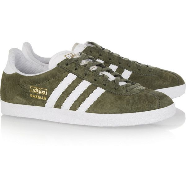 Adidas Originals Gazelle OG suede sneakers, Women's, Size: 6.5 ($90) ❤