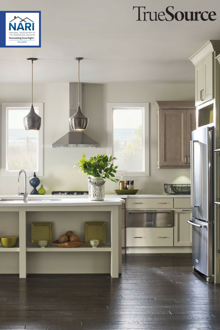 Newly remodeled kitchens can make your house feel like a whole new