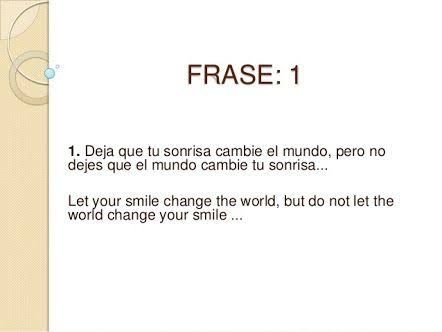 Frases De Amistad En Ingles Traducidas A Español Buscar Con Google