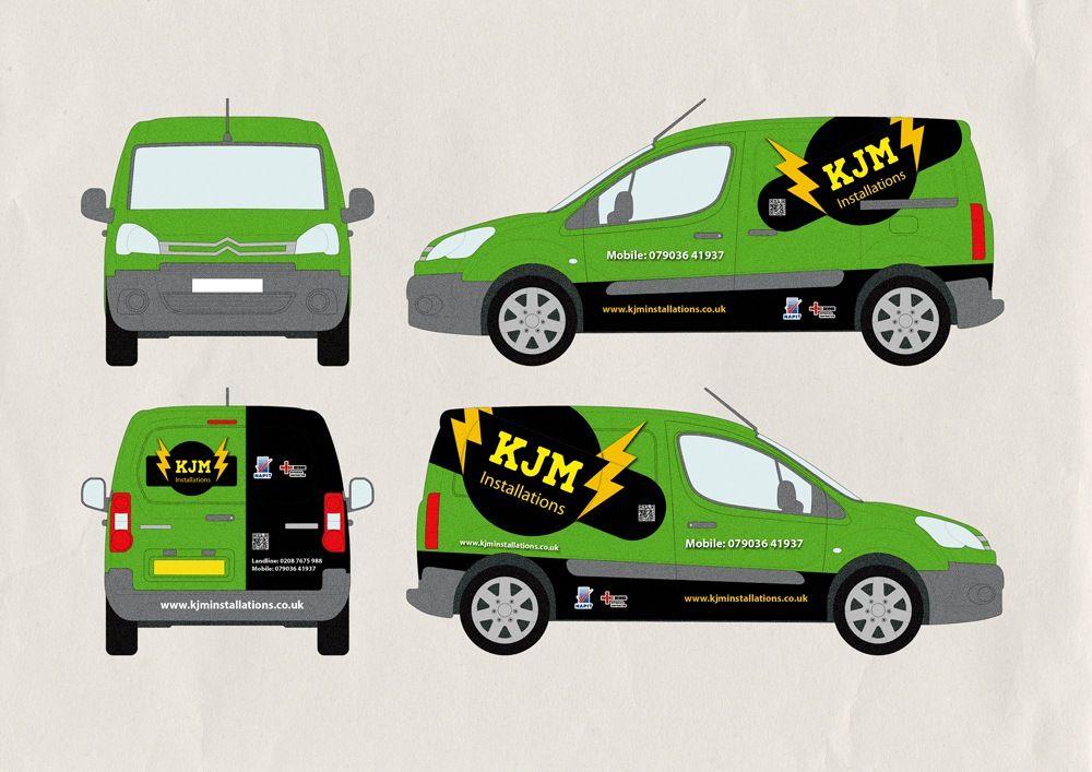 van-graphics-logo-design-car-wrapping-vinyl-graphics-visualrevolt ...