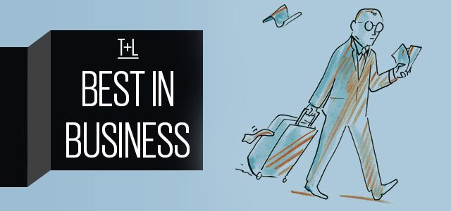 Best in Business Travel - Hotels, Airlines, Travel tips