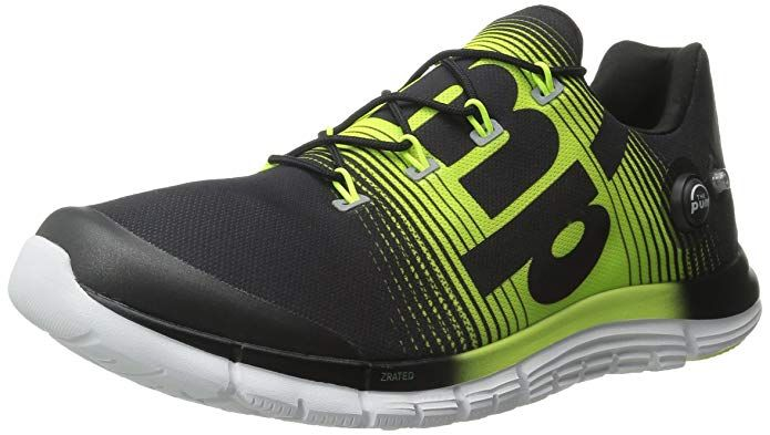 Reebok Men/'s Z-Pump Fusion Running Shoe