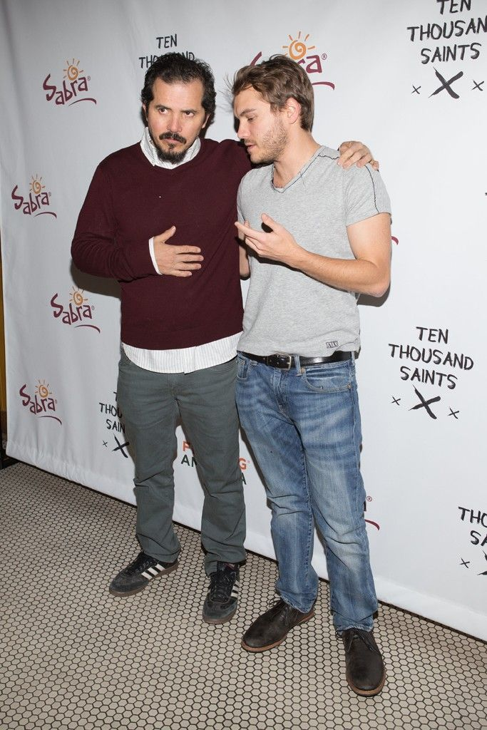 John Leguizamo and Emile Hirsch