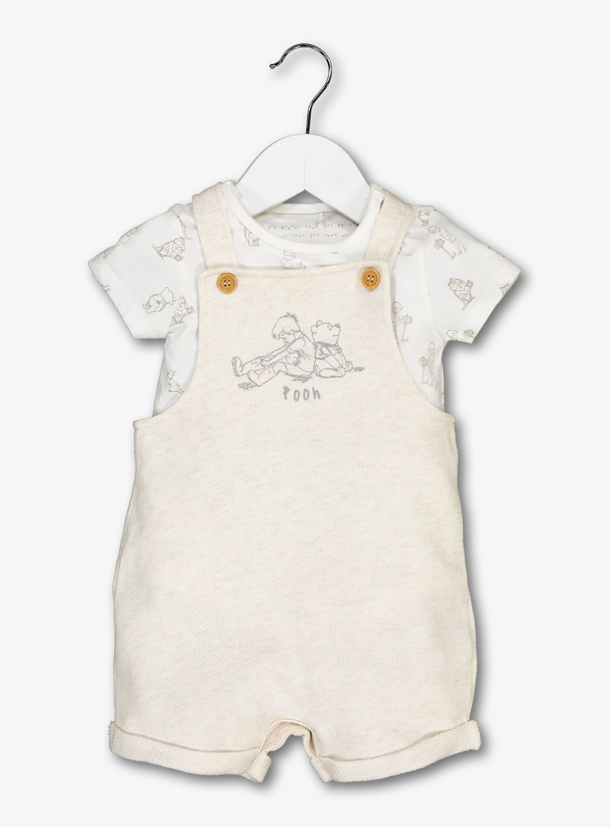 Tu GUESS HOW MUCH I LOVE YOU Baby Boys 3-Piece Outfit Set Clothes 0-3 Months NEW