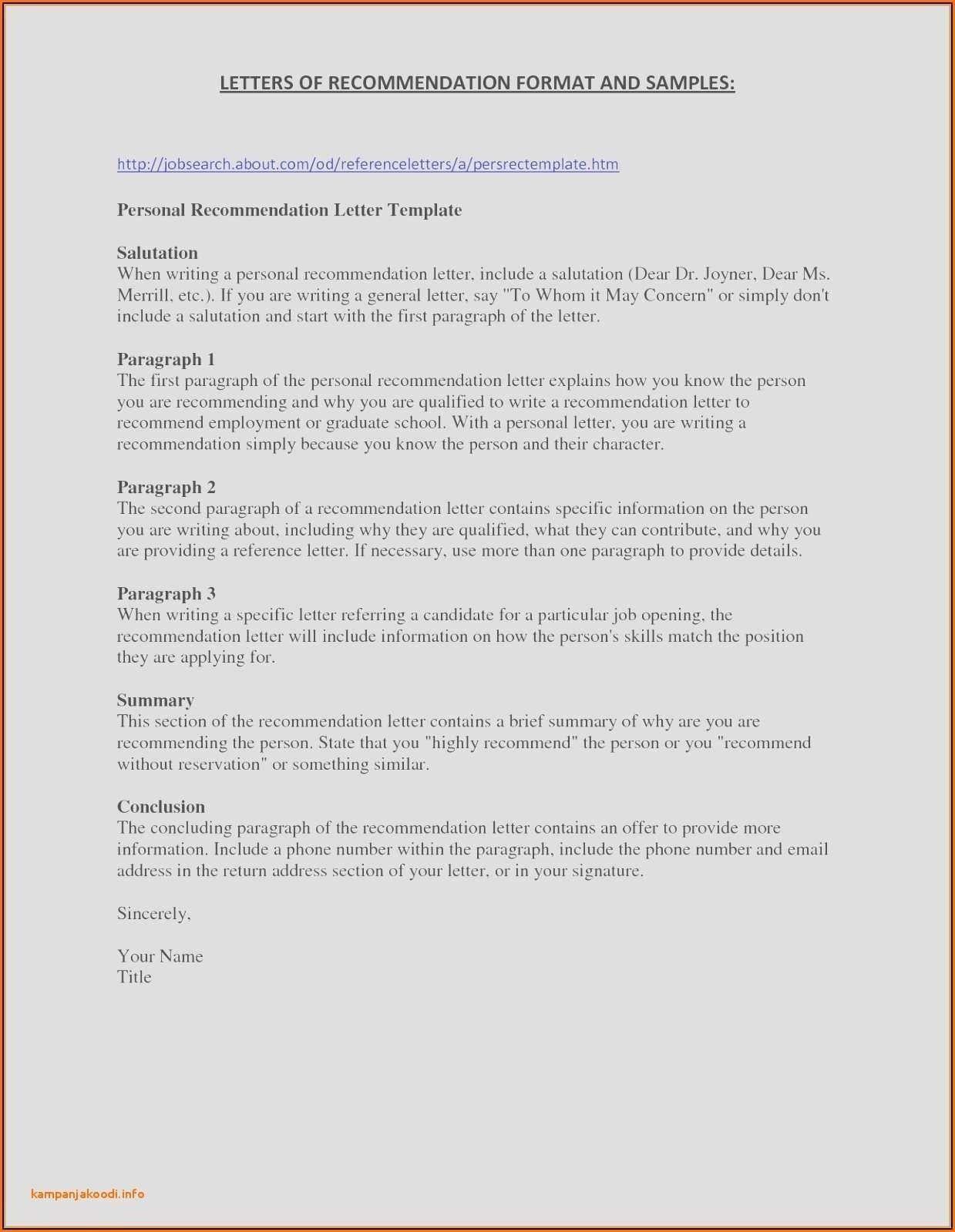 Social Worker Letter Of Fresh New Example