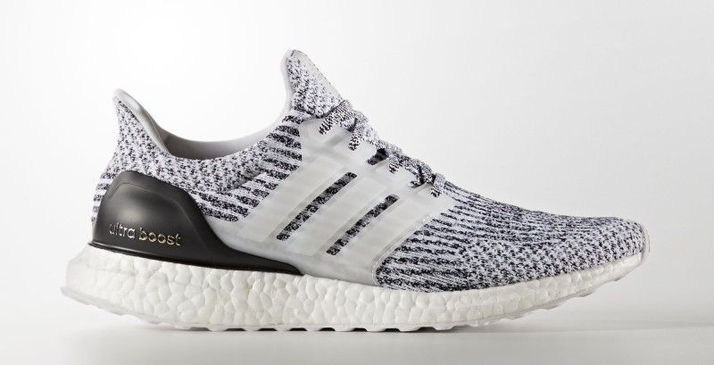 adidas Ultra Boost 3.0 Oreo Zebra 2017 Black White