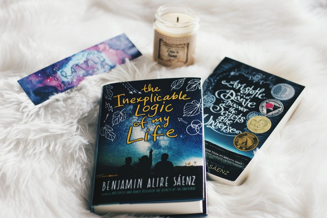 Taylorreadsbooks Happy Release Day To The Inexplicable Logic Of My Life Book Crafts Book Fandoms Book Aesthetic