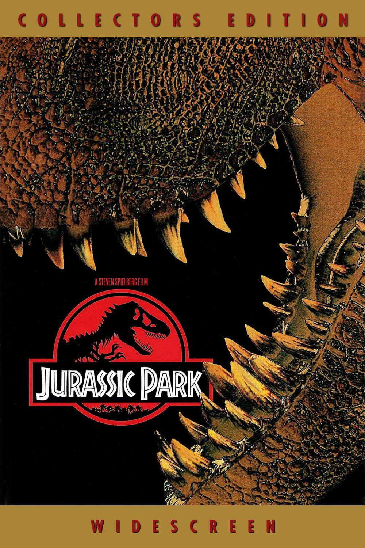 Jurassic Park Jurassic park dvd, Jurassic park movie