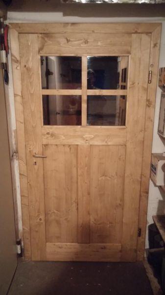 Türen auf Maß einfach selber bauen (mit Bildern) Tür