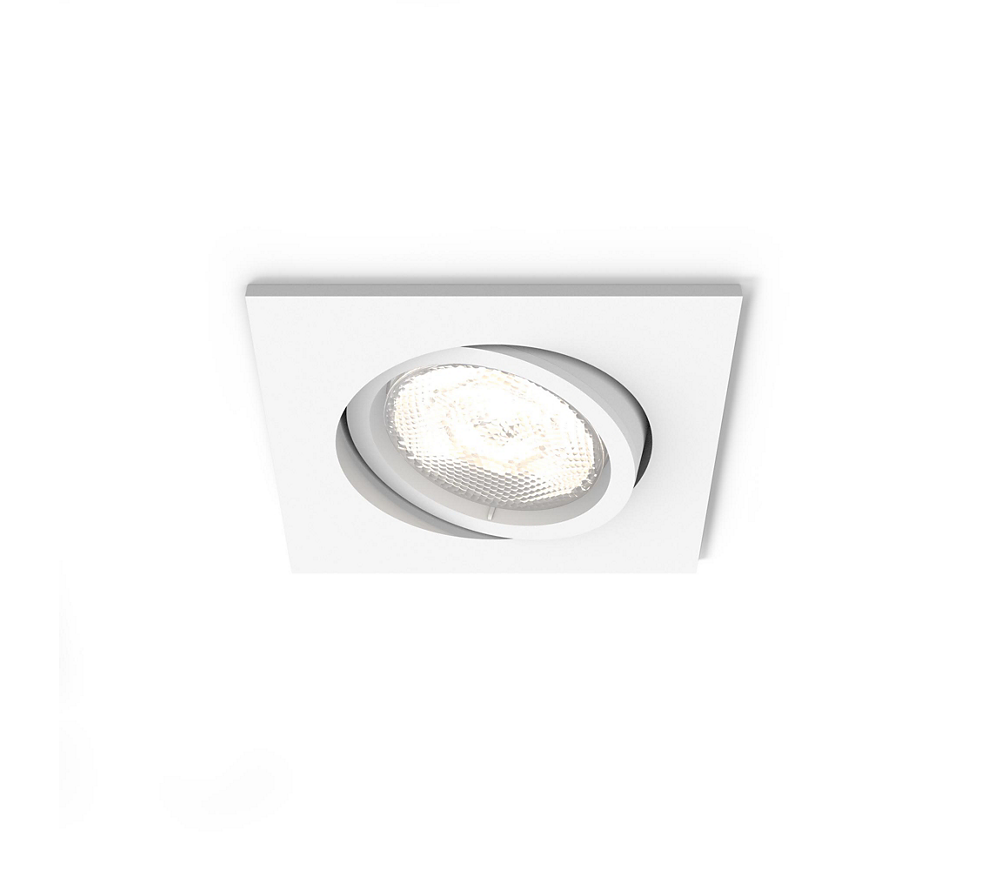 myLiving Built-in spot 5012131P0 | PHILIPS in 2020 | White ... on Myliving Outdoors id=28164