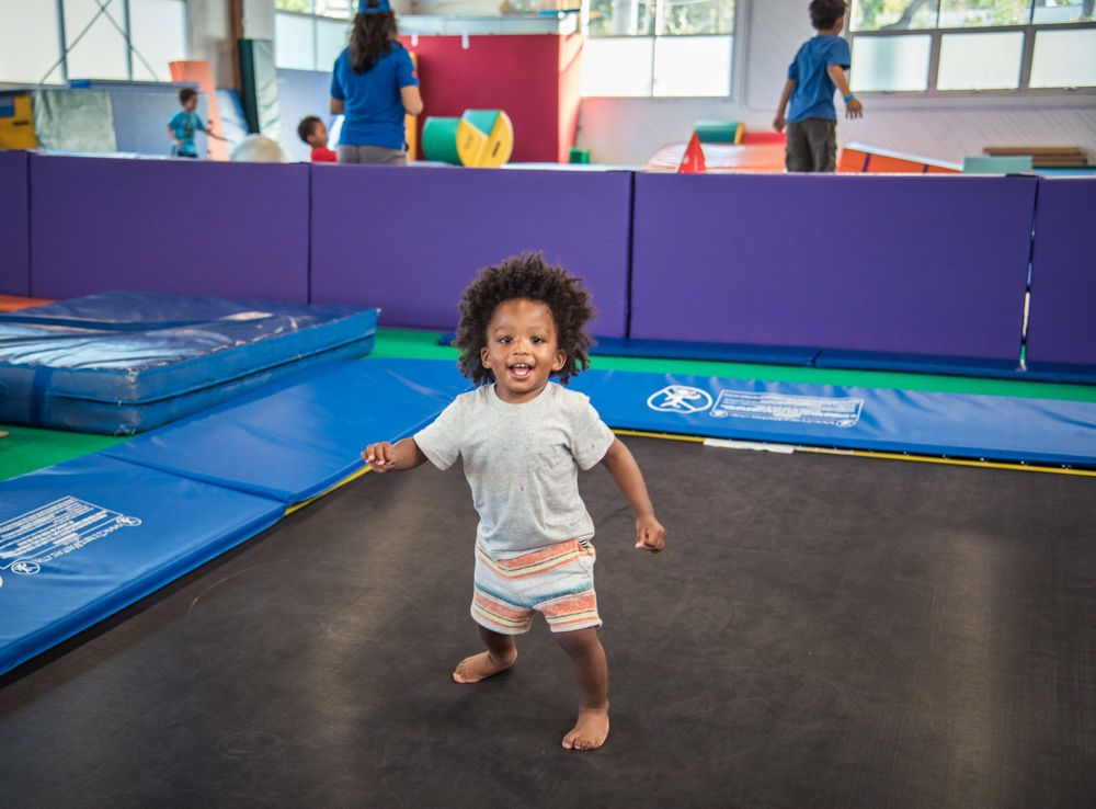 SoCalMoms Community Play Day April 2016 at The Klub