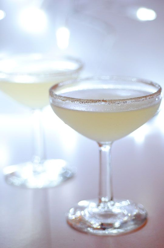 Spiced Pear Margarita.. sounds like a must!