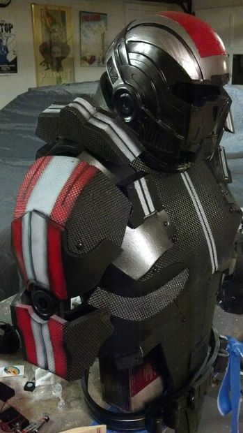 How to Make Foam Armor | Batsuit | Cosplay, Foam armor, How