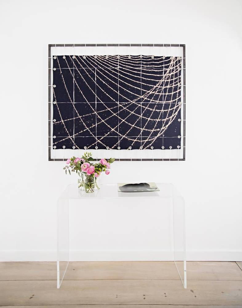 Urban oasis graphic wall consoles and walls