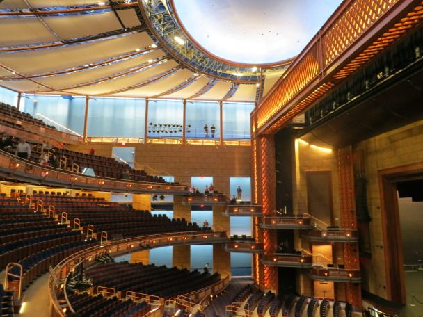 photo tour dr phillips center for the performing arts opens in rh pinterest com