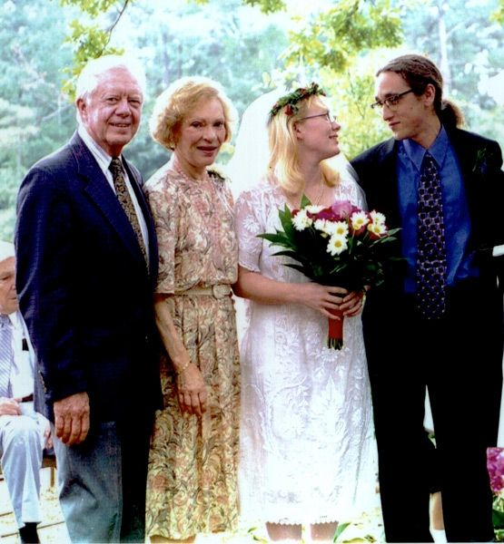 how did jimmy carter meet his wife