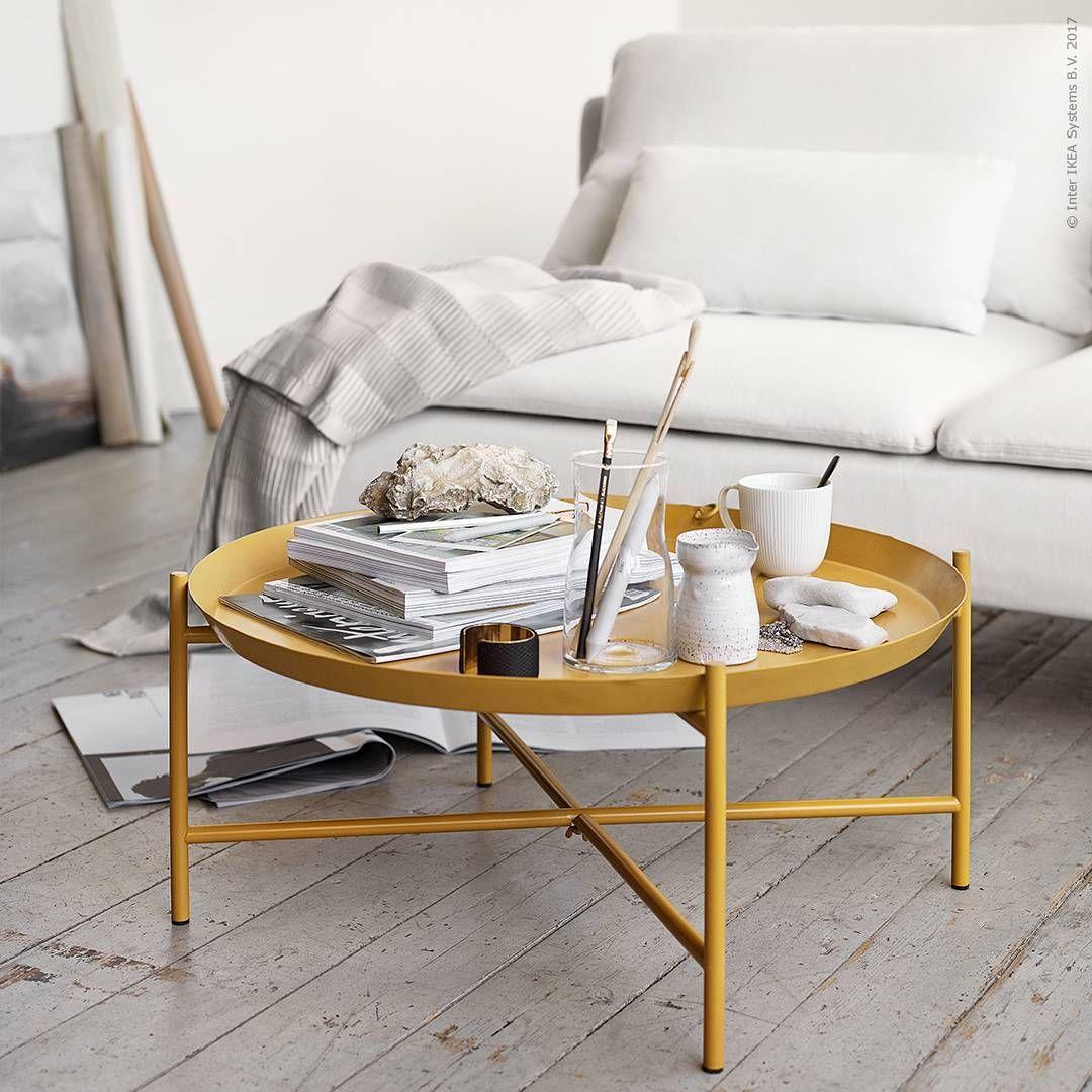 Ikea Jorid Coffeetable Ikea Living Room Interior Coffee Table [ 1080 x 1080 Pixel ]