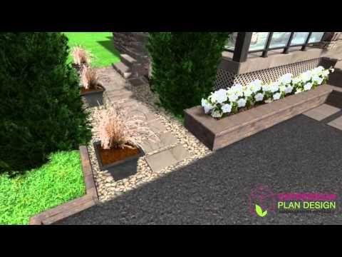 Expression Plan Design - Plan D'Aménagement Extérieur - Youtube