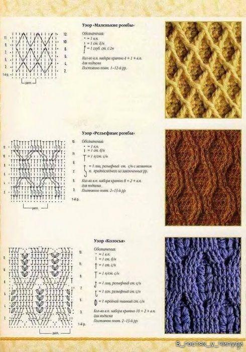 Croche e trico da Fri, Fri´s crochet and tricot | MUCHAS ...