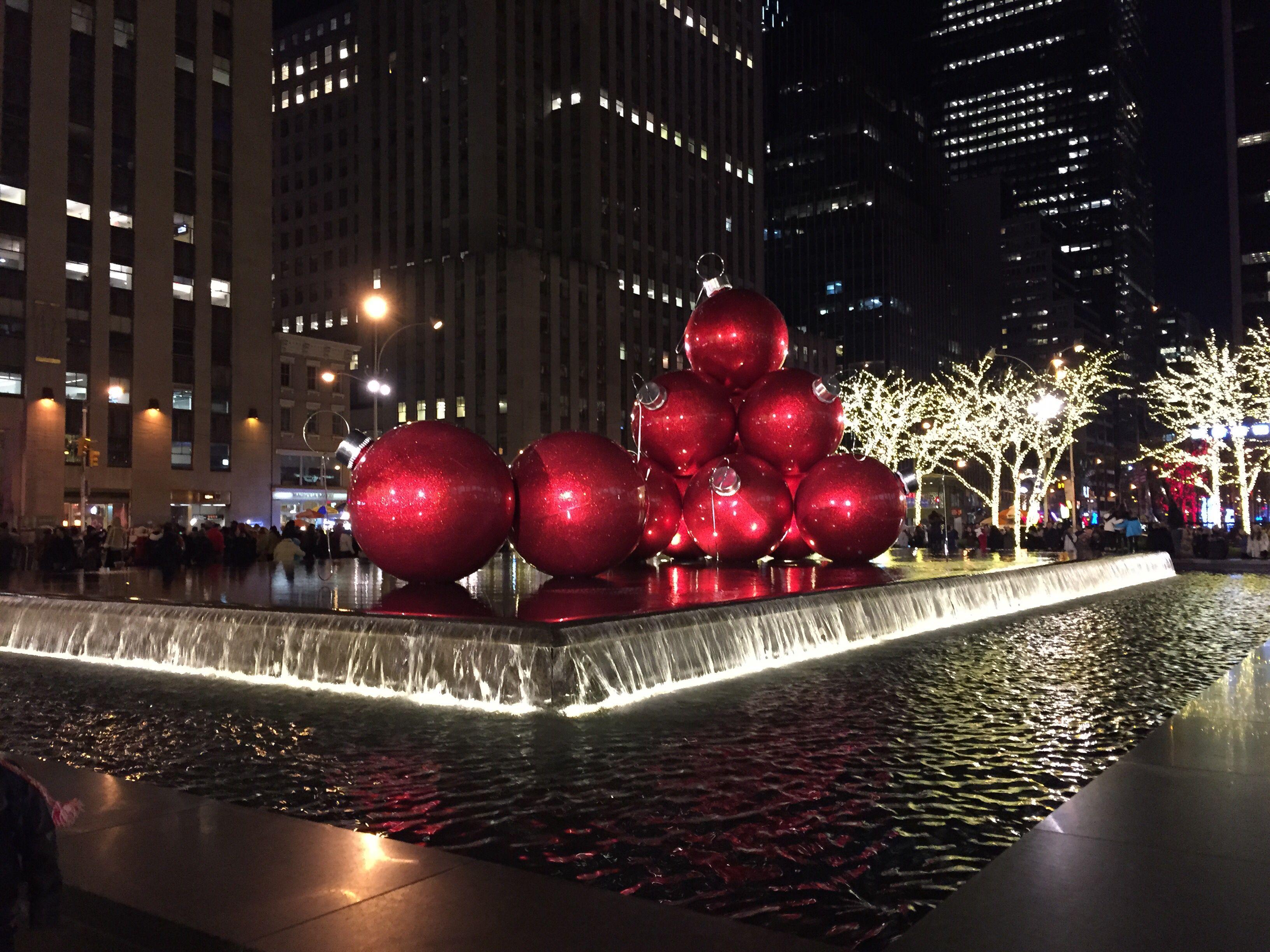 New York Christmas 2014   photo by Maria Marra