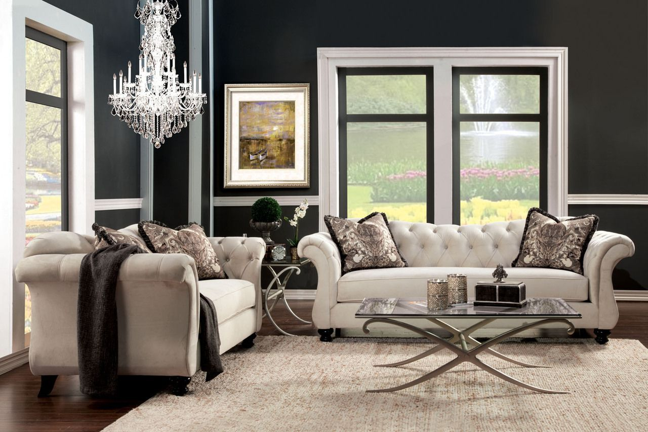 Magnifique furniture sofa and love seat sm