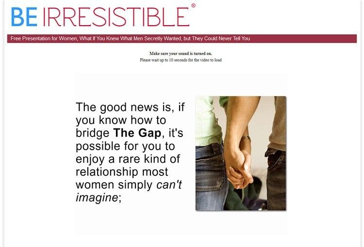 Guide Irresistible The What Be Men Secretly Want To