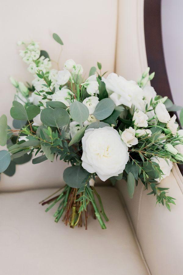 Planning A Wedding On A Budget Wedding Planning Tip 14 Rose Wedding Bouquet White Wedding Bouquets Greenery Wedding Bouquet