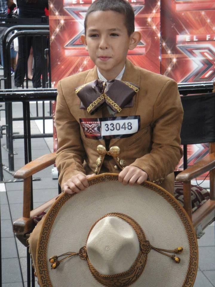 El talento de los niños deslumbró a los asistentes al casting en Los Ángeles.