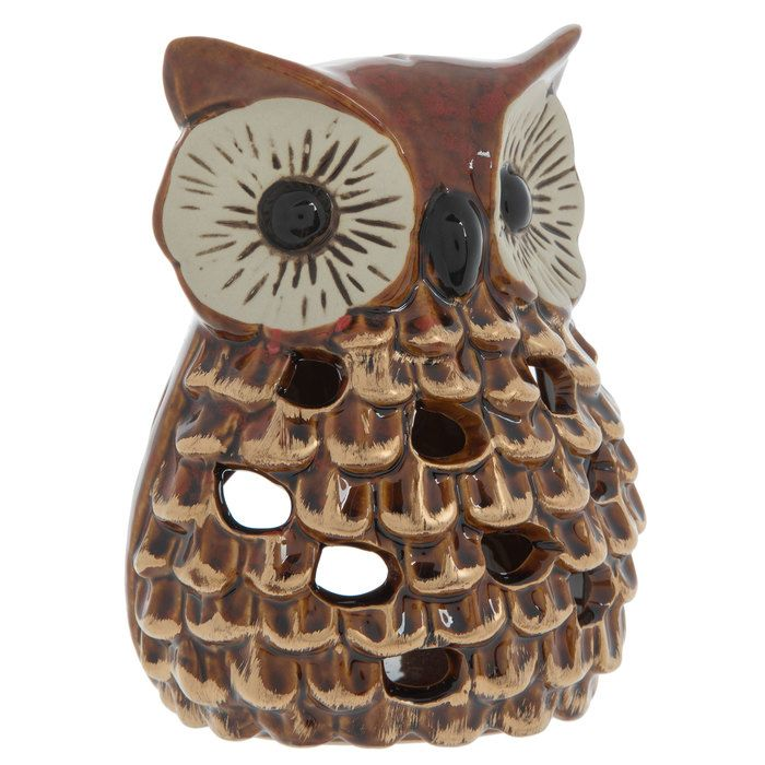 Brown Owl Candle Holder | Candle holders, Candles, Hobby lobby on Candle Globes Hobby Lobby id=24794