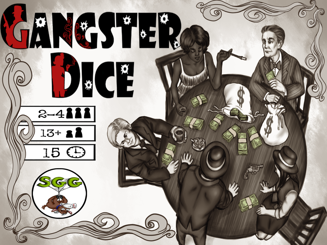 Gangster Dice Gangster