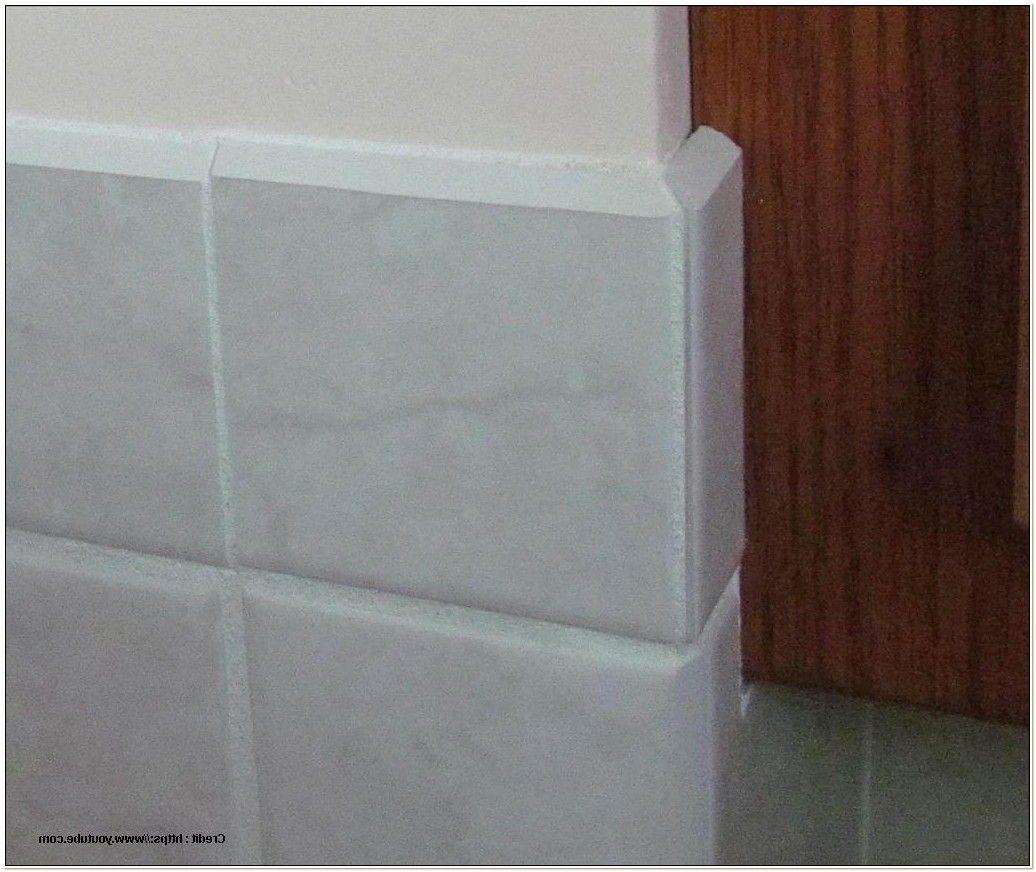 Wall Tile Edge Trim Ideas