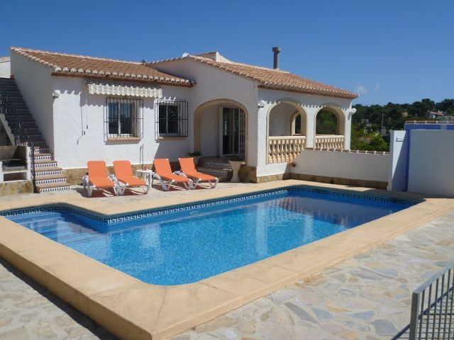 Familienhaus mit Privatpool, ruhig und sonnig Casa Quetzal