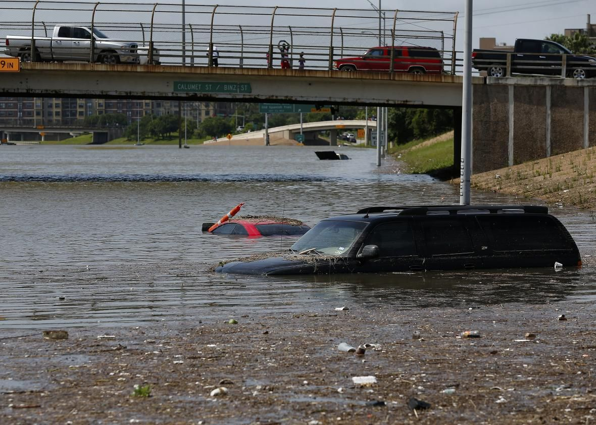 Historic Deluge Hits Texas Houston You Have A Problem Houston Flooding El Nino Extreme Weather Events